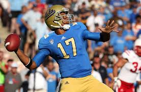 UCLA Quarterback Brett Hundley