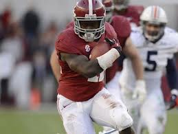 Eddie Lacy of the Crimson Tide