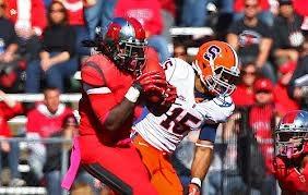 Rutgers Scarlet Knights linebacker Khaseem Greene