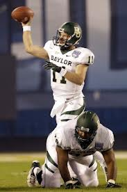 Nick Florence, leader of the Baylor Bear attack.