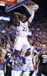Kansas Jayhawk guard Ben McLemore