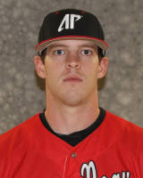 Michael DAvis of Austin Peay State University Governors Baseball