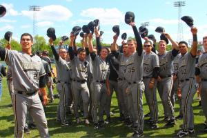 Vandy Baseball:  SEC Champs and #1 in the nation.