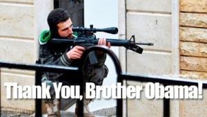 Weapons for Al Qaeda