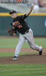 Matt Boyd Shut Out the Hoosiers