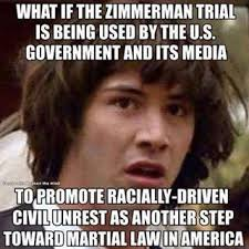 Federally Funded Racial Tension