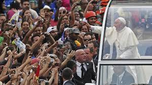 53 Million Dollar Papal Visit Sparks Protests