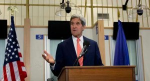 Secretary of State John Kerry on Immigration Policy of Gay Couples