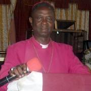 Archbishop Yinka Sarfo of Ghana