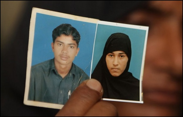 Pakistan - Girl Burned Alive for Rejecting Marriage